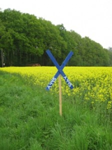 Blaues Kreuz Lindfeldweg