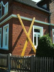 Das gelbe Kreuz